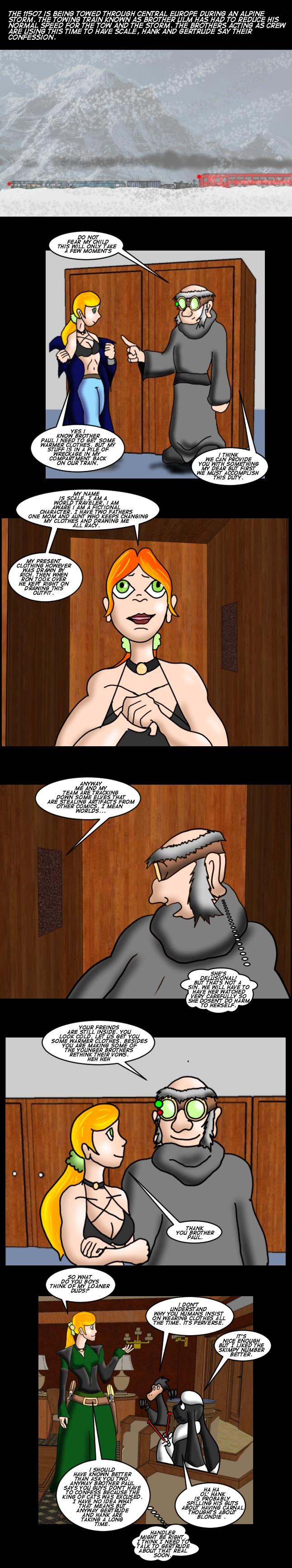 151 - Scale's Confession